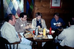 1980: Délégation namuroise en Louisiane