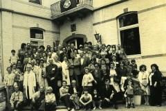 1981: Délégation de Lafayette à Namur