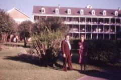 1983: Accueil de délégations Lafayettoises