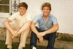 1984: Echange de jeunes en famille à Lafayette