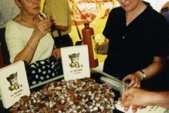 1999: Mille Wallons à Lafayette - rencontre des villes jumelées