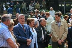 2005: Des Lafayettois à Namur lors du Corso de la pentecôte