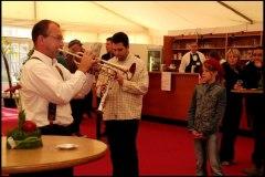 2005: Namur for Louisiana pour les sinistrés de Katrina